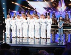 'America's Got Talent', claro vencedor de la noche por delante de 'Big Brother' y 'MasterChef'