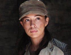 'The Walking Dead' desvela el nombre y la primera imagen del bebé de Rosita