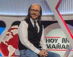 """'Hoy no, mañana' se despide con un mal 7,5% en La 1 frente al discreto 11,9% de """"Poder absoluto"""" en Antena 3"""