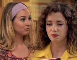 Paula Usero explica la razón de la dramática ruptura de Luisita y Amelia en 'Amar es para siempre'