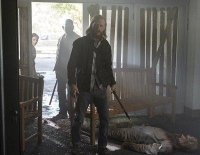 El acercamiento entre Morgan y Grace protagoniza el 5x10 de 'Fear The Walking Dead'