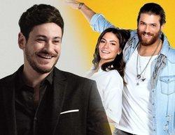 Cepeda desata la locura en redes al declararse fan de los protagonistas de 'Erkenci Kus (Pájaro soñador)'