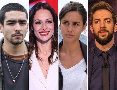 'Élite', 'La Voz', 'Monteperdido' y 'La Resistencia' ganan los Premios FesTVal 2019