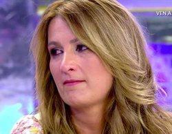 """Laura Fa se rompe en 'Sálvame': """"Tuve cáncer de tiroides"""""""
