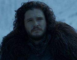 'Juego de Tronos': Kit Harington desvela el destino de Jon Nieve en su última escena de la temporada final