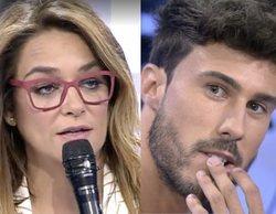 """Toñi Moreno se mosquea en 'MYHYV' tras el comentario de Álex sobre Carmen: """"Pide perdón"""""""