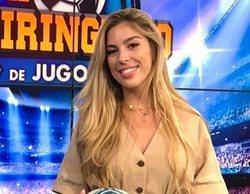 Josep Pedrerol ficha a la exfutbolista Andrea Borreguero para 'El Chiringuito de Jugones'