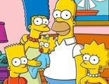 'Los Simpson' se visten de gala y posan para Vanity Fair en su 30º aniversario