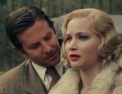 """La película """"Serena"""" (10,2%) y 'Me quedo contigo' (10%) se reparten la noche con discretos datos"""