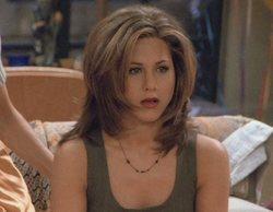 Jennifer Aniston estuvo a punto de no ser Rachel en 'Friends' por estar en una serie de la competencia