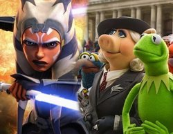 'Star Wars: Las Guerras Clon' estrenará su temporada 7 y 'Los Muppets' tendrán nueva serie en Disney+ en 2020