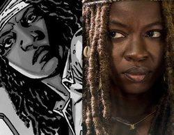 'The Walking Dead': Así han cambiado los protagonistas del cómic original a la serie