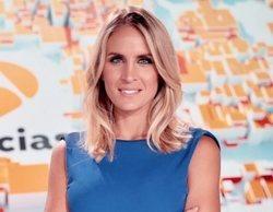 Angie Rigueiro, de 'Antena 3 Noticias', revela la enfermedad que sufrió durante su embarazo