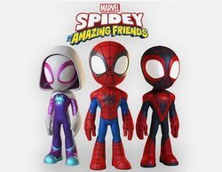 Disney apuesta por Spiderman en la nueva serie animada 'Spidey and His Amazing Friends'
