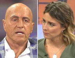 """Kiko Matamoros estalla contra Sandra Barneda en 'Viva la vida': """"Aquí te quieren o muerto o en el suelo"""""""