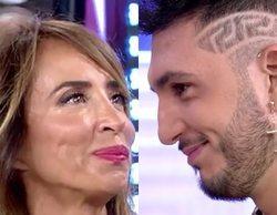 """Omar Montes intenta seducir a María Patiño en 'Sábado Deluxe': """"Sabes que siempre has sido mi debilidad"""""""