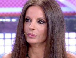 """Sonia Monroy, en su peor momento: """"Mi hermano murió y mi madre tiene Alzheimer"""""""