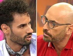 """El desagradable encontronazo entre Asraf y Diego Arrabal en 'Viva la vida': """"No me toques las pelotas, tío"""""""