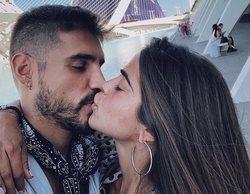 Las románticas palabras de Fabio Colloricchio hacia Violeta Mangriñán cuatro meses después de 'Supervivientes'