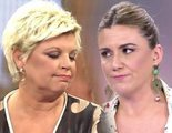 """Carlota Corredera responde tajantemente a las acusaciones de Terelu Campos: """"Jamás querremos perjudicarte"""""""