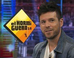 Pablo López, primer invitado de la temporada de 'El hormiguero'