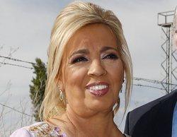 Carmen Borrego sufre un misterioso robo en su casa en el que le han quitado casi 50.000 euros