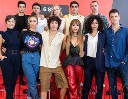 'Élite' presenta su segunda temporada: una desaparición, tres nuevos estudiantes y numerosos sospechosos