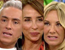 'GH VIP 7': María Patiño, Belén Rodríguez y Kiko Hernández serán los defensores de Mila Ximénez en las galas