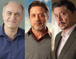 El reparto de 'Inés del alma mía' se completa con Francesc Orella, Enrique Arce y Carlos Bardem, entre otros