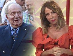 """El zasca de María Patiño al Rey Juan Carlos I: """"Cada uno sufre lo que siembra"""""""