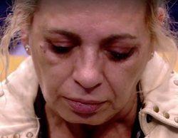 """Carmen Borrego, destrozada por el robo en su casa: """"Tengo pánico a entrar en el baño sola"""""""