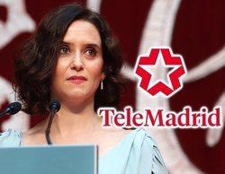 """Telemadrid, en peligro: Díaz Ayuso valora su cierre porque """"ya no es un servicio público esencial"""""""