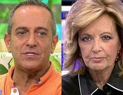 Víctor Sandoval asegura que María Teresa Campos le arruinó el salto de 'Mamma Mía' a las tardes de Telecinco