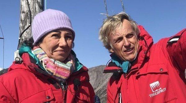 Jesús Calleja guiará a Ana Botín en una expedición por Groenlandia en 'Planeta Calleja'