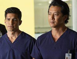 El desafío emocional de un actor de 'The Good Doctor' de grabar en un hospital tras la enfermedad de su hijo