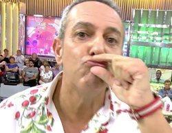 """Víctor Sandoval se enfrenta a Carmen Borrego: """"¿Que yo soy problemático para trabajar? ¿Y lo dices tú?"""""""