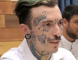 """Eliezer ('First Dates'): """"Tengo una Hello Kitty tatuada en mis partes íntimas y un pene con alas"""""""