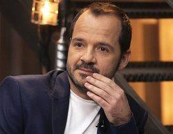 """Ángel Martín, sobre los reporteros de 'Cazamariposas': """"Cuando quieres jugar a ser periodista pero eres tonto"""""""