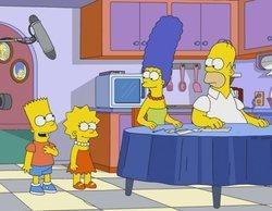 'Los Simpson' lideran en la sobremesa y 'La que se avecina' destaca en FDF al final de la tarde