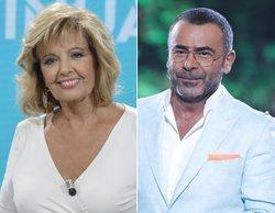 Jorge Javier Vázquez defiende a María Teresa Campos y reconoce su error en 'Aquí hay tomate'