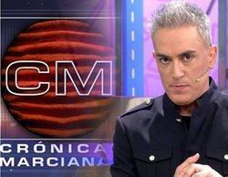 Kiko Hernández revela cómo se trabajaba realmente en 'Crónicas marcianas':