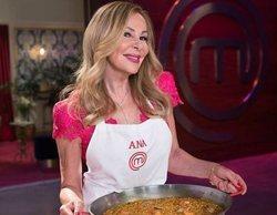 'Masterchef Celebrity 4': Ana Obregón, primera expulsada del programa