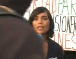 Agreden a una periodista de TVE durante los actos de la Diada en Barcelona