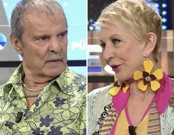 Karmele Marchante y Jesús Mariñas se reencuentran en 'Espejo público' tras 10 años enemistados