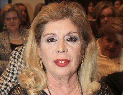 María Jiménez reaparecerá en 'Sábado deluxe' el 14 de septiembre tras su alta hospitalaria