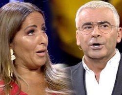 """El duro cara a cara entre Jorge Javier y Raquel Salazar en 'GH VIP 7': """"No pensaba que eras tan tramposa"""""""