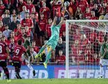 El partido de LaLiga Mallorca-Athletic de Bilbao se lleva el liderazgo de la jornada para GOL