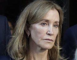 Felicity Huffman, condenada a 14 días de prisión por la trama de sobornos en universidades de élite