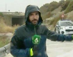 El 112 riñe a 'Al rojo vivo' por poner en peligro a un reportero