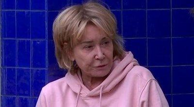 'GH VIP 7': Mila Ximénez se aleja de sus compañeros y decide dormir en el jardín